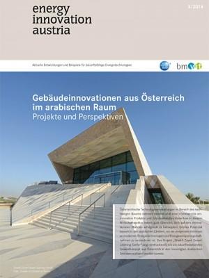 energy innovation austria - Cover 3/2014