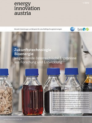 energy innovation austria - Cover 1/2012