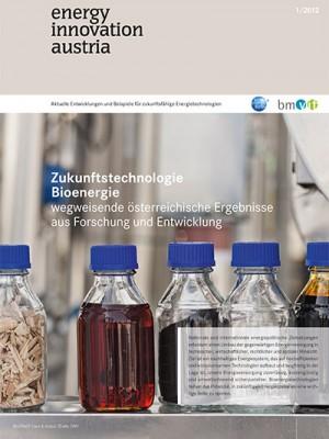 energy innovation austria - Cover 1/2012