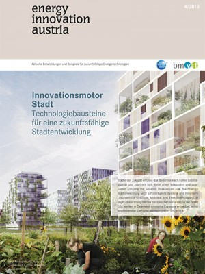 energy innovation austria - Cover 4/2013