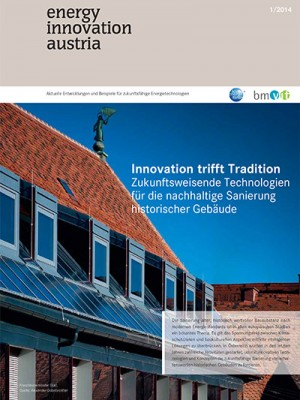 energy innovation austria - Cover 1/2014