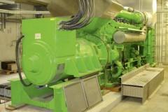 Polygeneration-Anlage in Oberwart, Foto: TU Wien