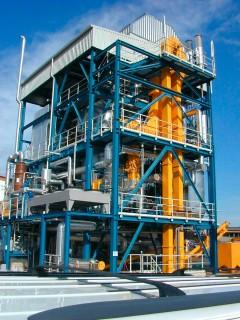 Biomassekraftwerk Güssing, Quelle: EEE Güssing