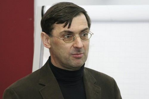 Univ.-Prof. DI Dr. Hermann Hofbauer, Foto: TU Wien