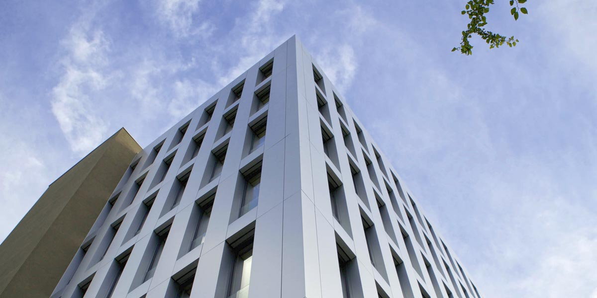 LifeCycle Tower LCT ONE, Quelle: Cree GmbH / Daniel Flax