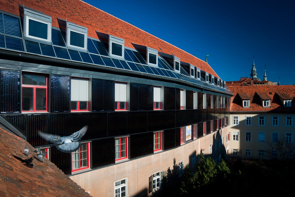 Franziskanerkloster Graz, Quelle: Alexander Gebetsroither