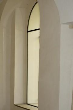 Franziskanerkloster Graz, Fensterlösung