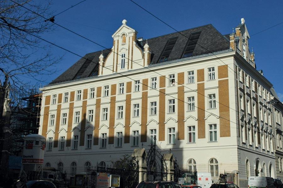 Kaiserstraße Wien, Quelle: Architekten Kronreif_Trimmel & Partner