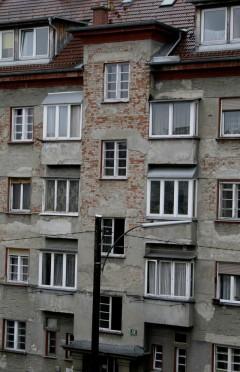 Siedlungshaus Vinzenz-Muchitsch-Straße (1930), Foto: TU Graz, IWT