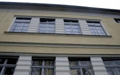 Volksschule St. Peter (vorstädtische Bebauungsstruktur 1885/Erweiterung 1930), Foto: TU Graz, IWT