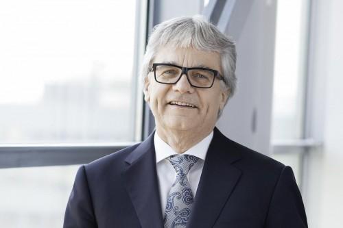 Dr. Wolfgang Eder, Vorsitzender des Vorstandes und CEO der voestalpine AG / Leitung der Steel Division