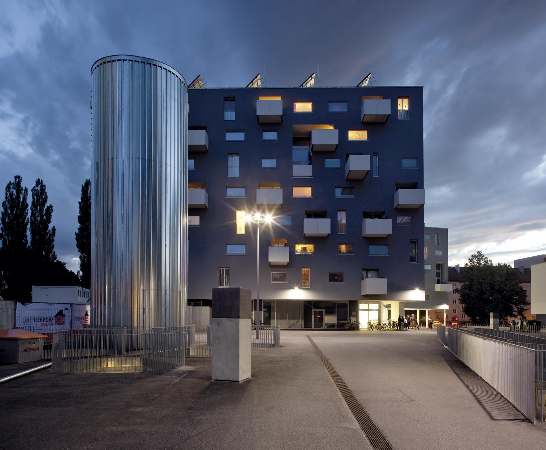 Stadtwerk Lehen, Quelle: Fotohof/Andrew Phelps