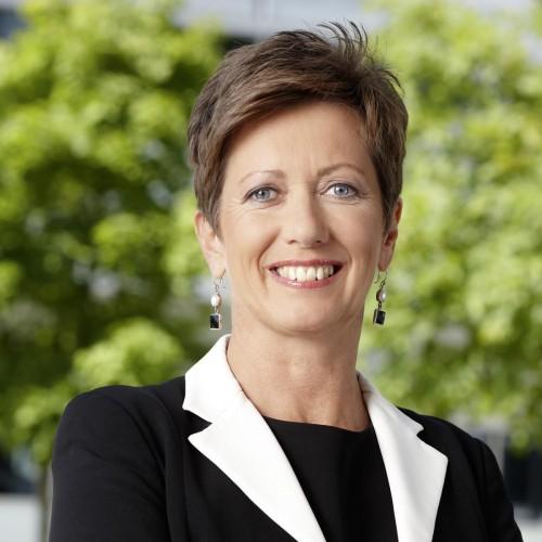 Mag.Dr.h.c. Monika Kircher,  Vorstandsvorsitzende der Infineon Technologies Austria AG