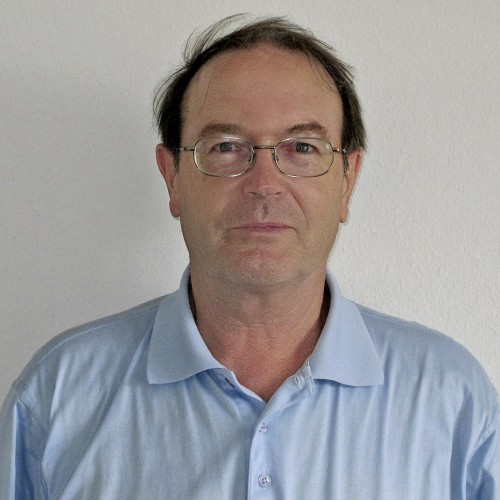"Reinhard Jank, researcher involved in the research initiative  ""Energy efficient Cities"" funded by the Federal Ministry of  Economics and Technology (BMWi), Berlin, Germany"