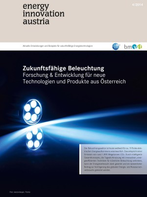 energy innovation austria - Cover 4/2014