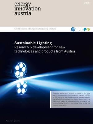 energy innovation austria - Cover 4/2014
