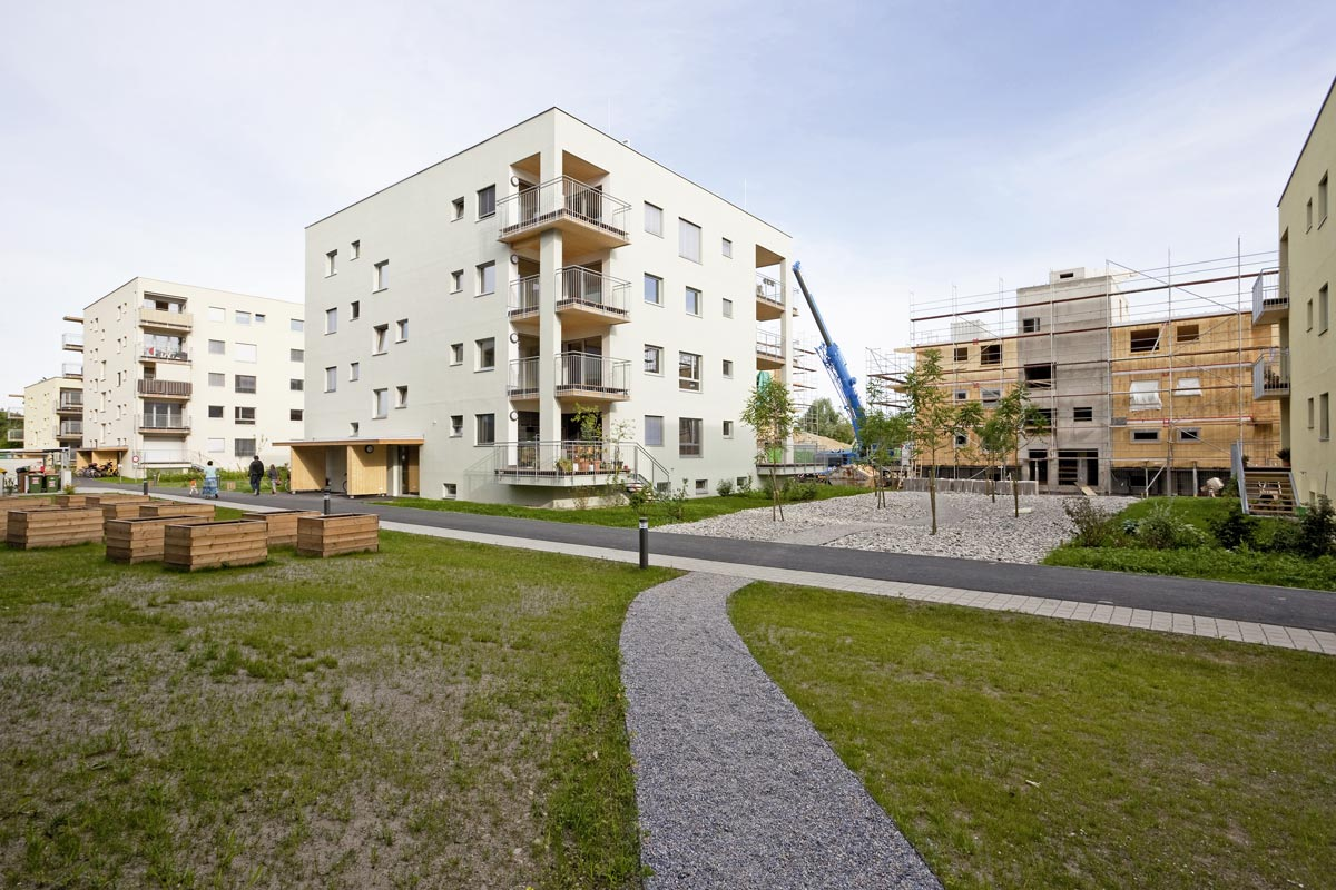 Plusenergieverbund Reininghaus Süd, Quelle: DI Martin Grabner
