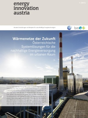 energy innovation austria - Cover 1/2015