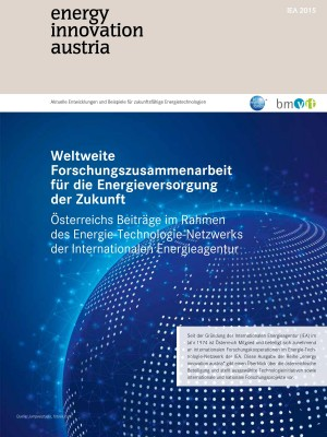 energy innovation austria - Cover IEA 2015