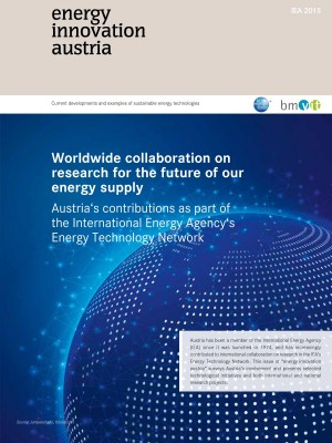 energy innovation austria - Cover IEA 2015 en