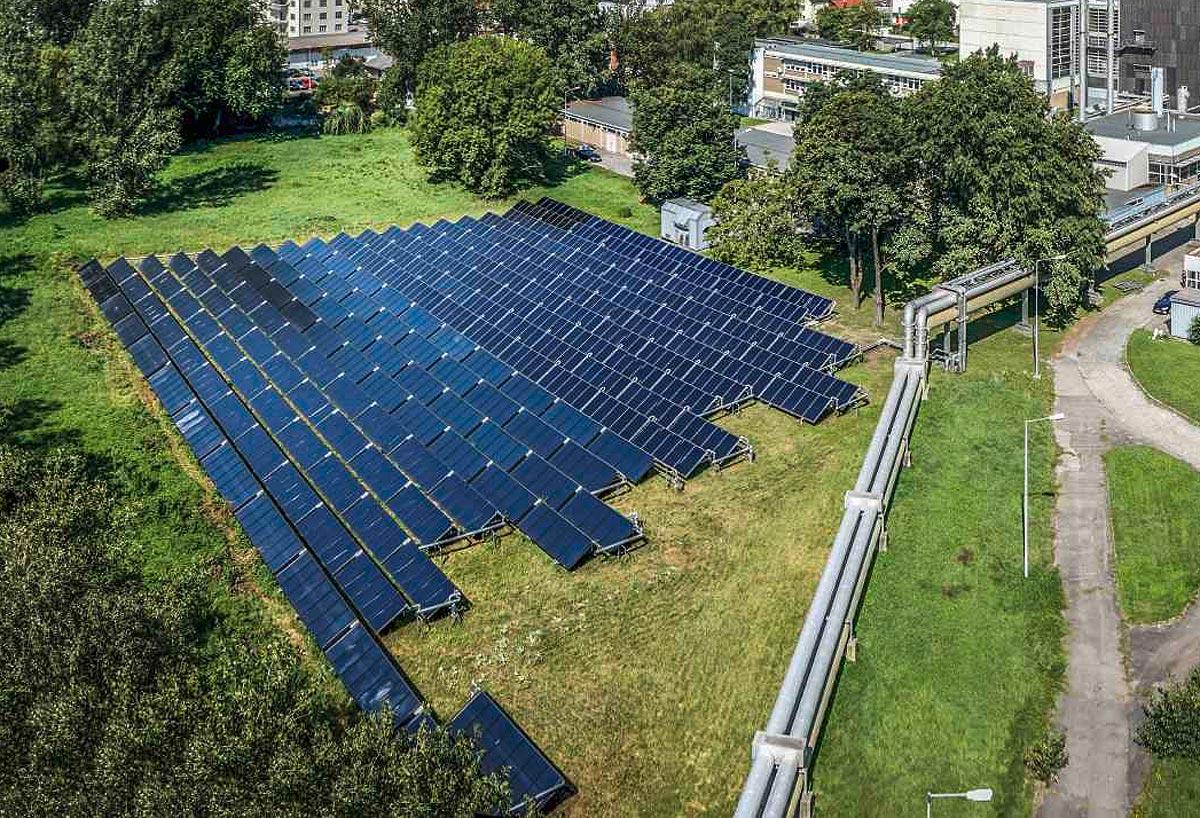Foto: S.O.L.I.D. – Gesellschaft für Solarinstallation und Design mbH