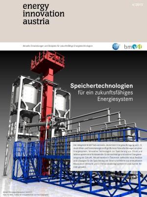 energy innovation austria - Cover 4/2015