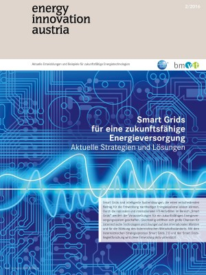 energy innovation austria - Cover 2/2016