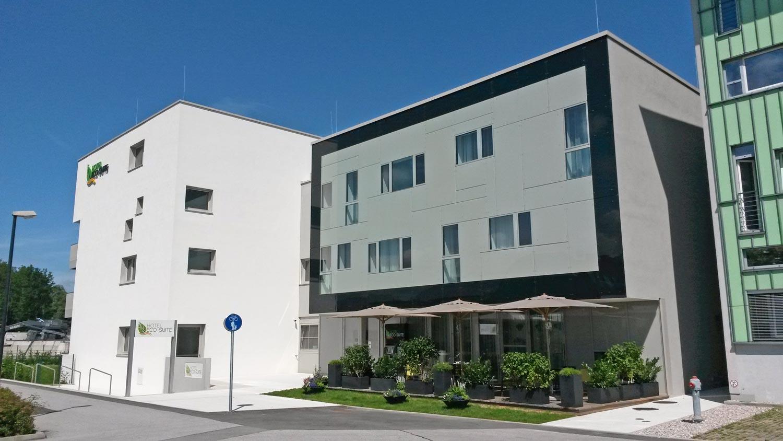 Eco-Suite Hotel Salzburg, Foto: Robert Freund