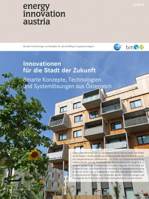 energy innovation austria - Cover 4/2016