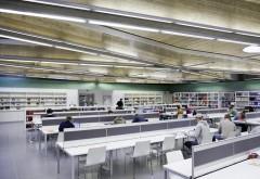 Bibliothek, Foto: Waldhör KG