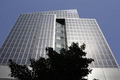 TU Plus-Energie-Bürohochhaus nach der Renovierung, Foto: TU Wien