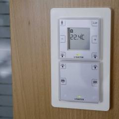 Steuerung von Temperatur, Licht und Verschattung, Foto: Waldhör KG