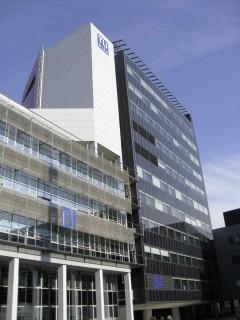 Süd-West-Fassade, Foto: TU Wien