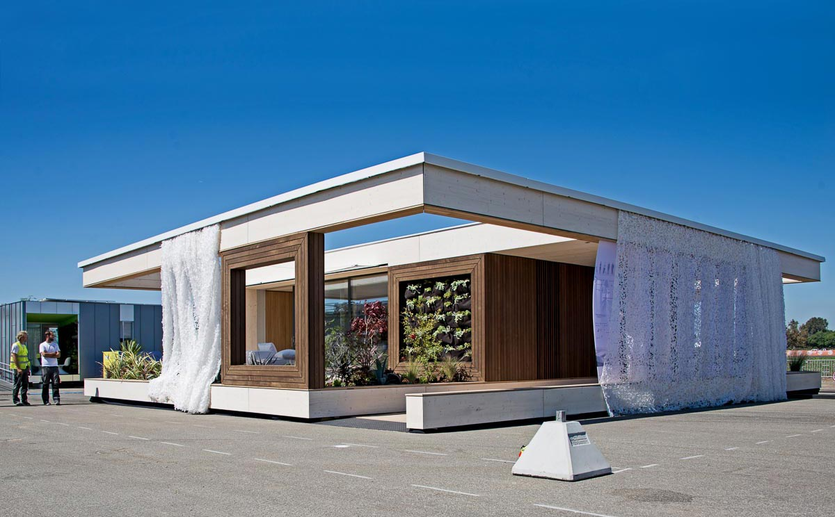 LISI House, Solar Decathlon USA, Photo: Vienna University of Technology