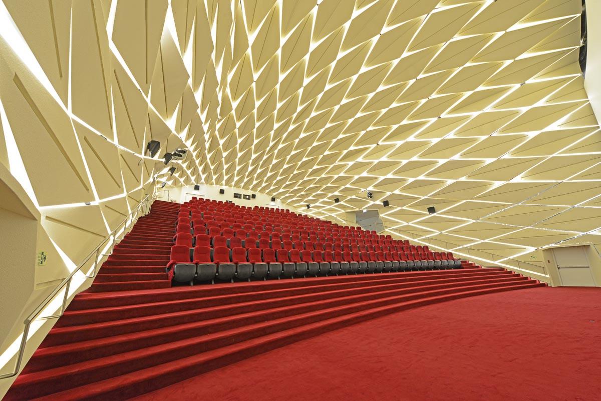 Sheikh Zayed Desert Learning Center, Foto: Chalabi Architekten & Partner ZT GmbH