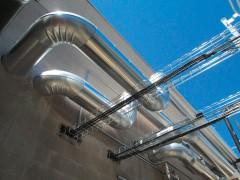 isolierte Rohrleitungen, Foto: S.O.L.I.D. GmbH