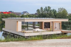 LISI House, Blaue Lagune Vienna, Photo: blauelagune.at