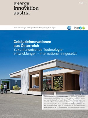 energy innovation austria - Cover 1/2017