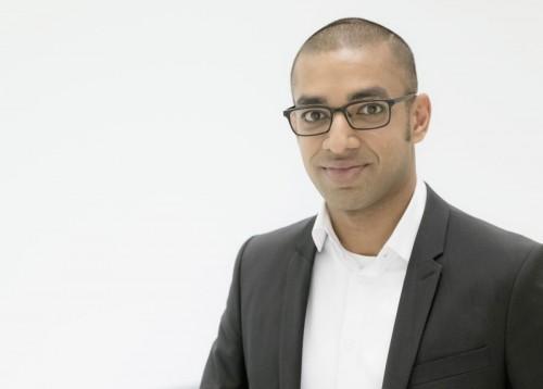 Rumman Syed, CEO Foto: crystalsol GmbH