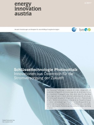 energy innovation austria - Cover 2/2017