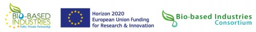 Logo Joint Undertaking (JU) Biobases Industries, Horizon 2020
