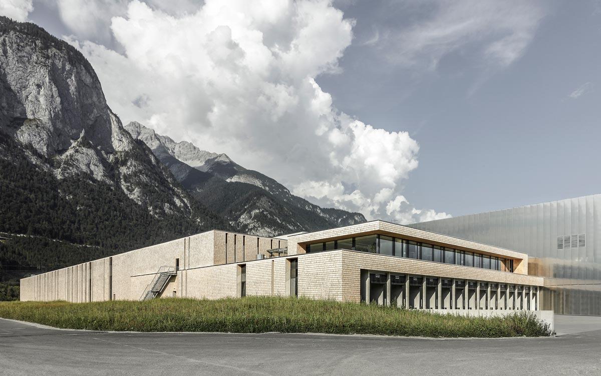 Produktionsbetrieb MPREIS, Foto: Thomas Jantscher