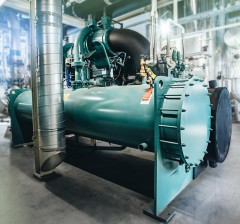 Chiller, photo: Infineon Technologies Austria
