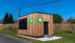 Zentraler Speicher Heimschuh, Foto: Energie Steiermark/Symbol