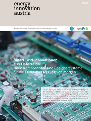 energy innovation austria - Cover 2/2018