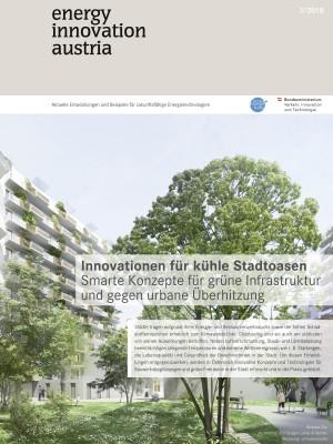 energy innovation austria - Cover 3/2018