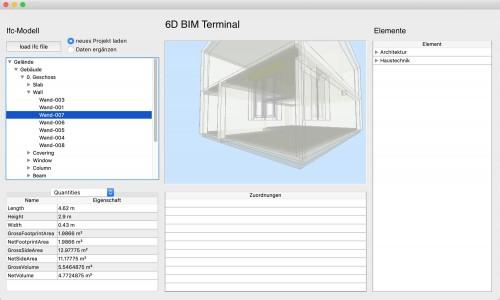 Prototyp des 6 D-Terminals, Abbildung: IBO
