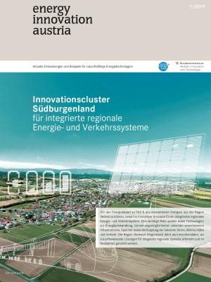 energy innovation Austria - Cover 1/2019