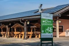 Photovoltaik E-Bike Ladestation, Foto: act4.energy