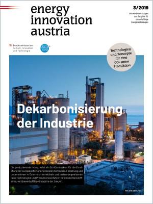 energy innovation Austria - Cover 3/2019